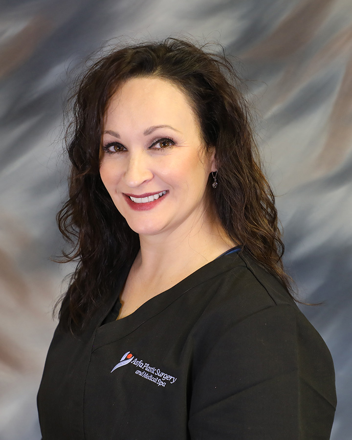 Jenny Robinson, Licensed Medical Aesthetician
